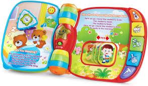 Nursery rhythms musical book