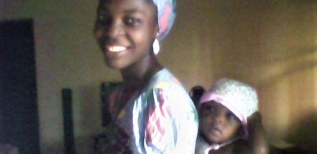 Having great mother and child relationship
