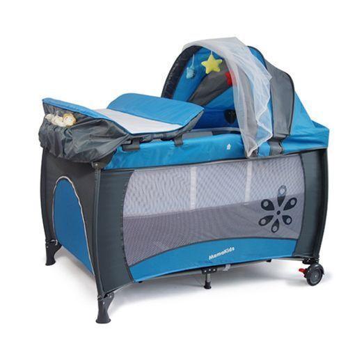 Baby crib Foldable Newborn Cot