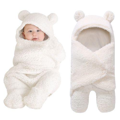 Newborn Infant Baby Swaddle Baby Sleeping Wrap Blanket