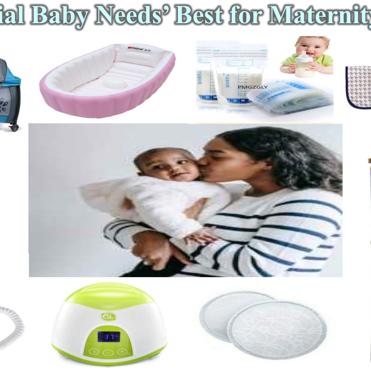 Essential Baby Needs: Best Care Experience for Maternity and Newborn Baby'