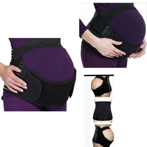 Pregnancy support belly waist back maternity belt
