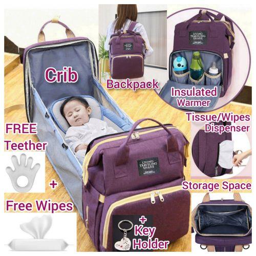 Multifunctional Waterproof Travel Baby Back Pack